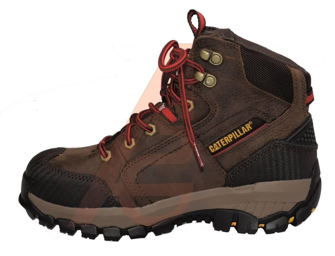 Caterpillar Werkschoenen.Caterpillar Navigator Mid S3 Veiligheidsschoen Workwear Shoes