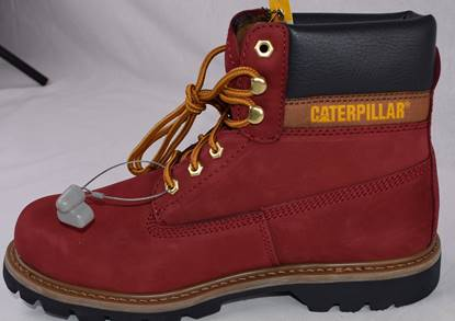 Afbeeldingen van Caterpillar Colorado Red