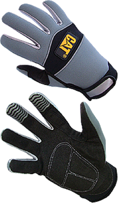 caterpillar gloves