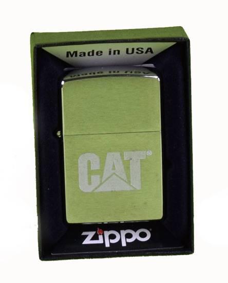 caterpillar zippo