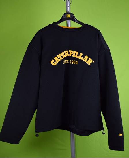 caterpillar pull