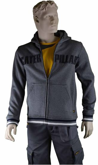 caterpillar hoody