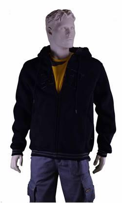 Afbeeldingen van Caterpillar sweatshirt C1910730 zwart