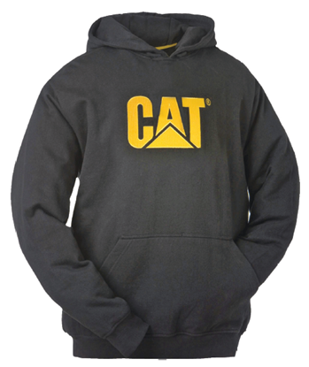 caterpillar trademark capuche