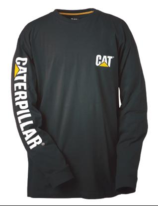 caterpillar tee shirt bannière