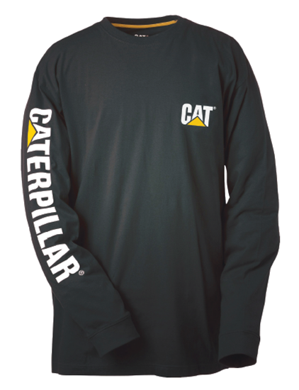 caterpillar tee shirt bannière