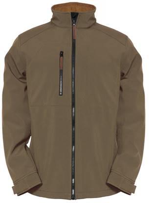 Afbeeldingen van Caterpillar softshell jacket 1310048 kaki