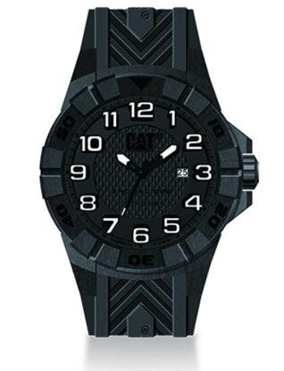 caterpillar horloge