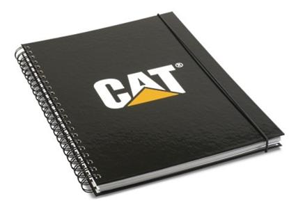 caterpillar notitieboek