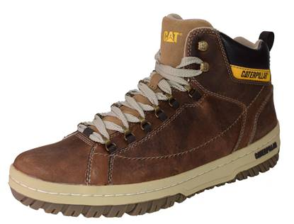 caterpillar shoe