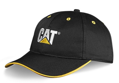 caterpillar cap